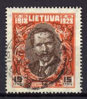 Litauen / Lietuva Mi 283, Gestempelt [020821VI] - Lithuania