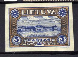 Litauen / Lietuva, 1932,  Mi 316 B * [020821VI] - Lithuania