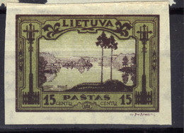 Litauen / Lietuva, 1932,  Mi 318 B * [020821VI] - Lithuania