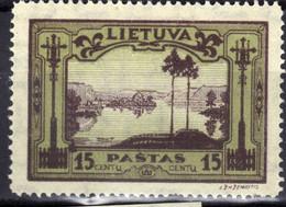 Litauen / Lietuva, 1932,  Mi 318 A * [020821VI] - Lithuania