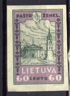 Litauen / Lietuva, 1932,  Mi 321 B * [020821VI] - Lithuania