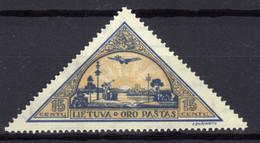 Litauen / Lietuva Mi 325 A *, Flugpost / Air Mail [020821VI] - Lithuania