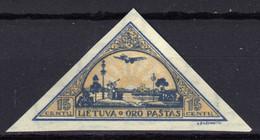 Litauen / Lietuva Mi 325 B *, Flugpost / Air Mail [020821VI] - Lithuania