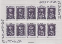 "Vaticano - 1997 - ""S. Adalberto"" 1 MF In 10v (rif. ""1090"" Rif. Cat. Unificato) - Blocs & Hojas"