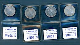 °°° Lotto 1 Lira 4 Pezzi 1949 Belle °°° - 1 Lira