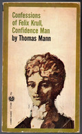Confessions Of Felix Krull Confidence Man By Thomas Mann - Cultural