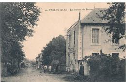 Cpa 79 Vasles Bureau De Poste - Sonstige Gemeinden