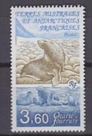 TAAF 1991 Otarie / Seal 1v ** Mnh (53463C) - Unused Stamps