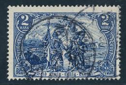 Deutsches Reich Michel Nummer 79a Gestempelt - Oblitérés