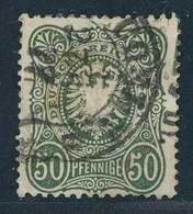 Deutsches Reich Michel Nummer 38a Gestempelt - Used Stamps