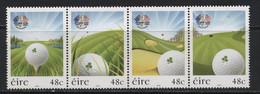 Ireland (57) 2006 Ryder Cup Golf Tournament Set. Mint. Hinged. - Nuovi