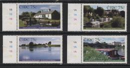 Ireland (58) 2006 Inland Waterways Set. Mint. Hinged. - Nuovi