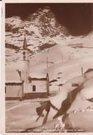 Aosta Valtournanche Cervinia Piano Del Breuil Chiesa Fg - Unclassified