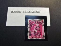 Belgie Belgique - 1940 -  OPB/COB  N° 528  - 1 Fr  - Obl. Central étoile/ster* -  BONNE-ESPERANCE - 1942 - Used Stamps