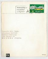 FRONTALE   DALLA  SVIZZERA   PER   MODENA       (VIAGGIATA) - Covers & Documents