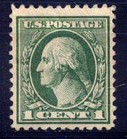 USA - N° 199* - GEORGE WACHINGTON - Ongebruikt