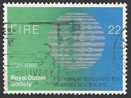 Irland, 1981, Mi.-Nr. 459, Gestempelt - Usati
