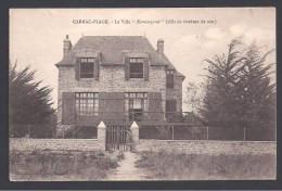 """CARNAC PLAGE - La  Villa  """" Kermargared """" ( Villa En Bordure De Mer ) - Carnac"""