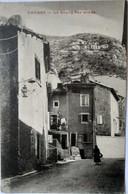 CPA   VEYNES (05) - Le Bourg Rue Arabe - TBE - Otros Municipios