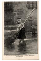 PARIS 4 ° --Musée Maison De Victor HUGO--tableau  Emile Bayard--Cosette (Les Misérables) ........à Saisir - Distrito: 04