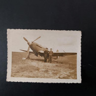 TERRAIN DE TOUSSUS 18/06/1946 - Oorlog, Militair