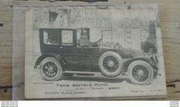 BREST : Taxi Bernard PUYO  ................ 402 - Brest