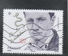 FRANCE 2021 CHARLES BAUDELAIRE OBLITERE - Used Stamps