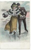52 - Couple  - Patins à Glace - Patinage Artistique
