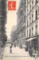 CPA 75 PARIS XIIe PARIS UN COIN DE L'AVENUE DU BEL AIR (cpa Rare - Distretto: 12