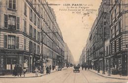 CPA 75 PARIS XIIe PARIS LA RUE DE WATTIGNIES - Distretto: 12