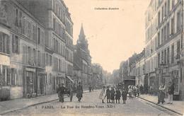 CPA 75 PARIS XIIe PARIS LA RUE DU RENDEZ VOUS - Distretto: 12