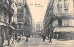 CPA 75 PARIS XIe RUE JEAN MACE - Arrondissement: 11