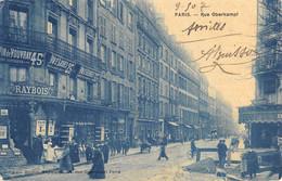 CPA 75 PARIS XIe PARIS RUE OBERKAMPF - Arrondissement: 11