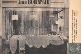 CPA 75 PARIS XIe PARIS BOULEVARD VOLTAIRE JEANNE BOULANGER ETABLISEMENT - Arrondissement: 11