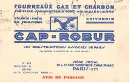 CPA 75 PARIS XIe PARIS RUE GODEFROY CAVAIGNAC FOURNEAUX GAZ ET CHARBON - Arrondissement: 11