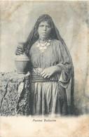 CPA Afrique > Egypte > Femme Bedouine - Lichtenstern & Harari - Porteuse D'eau - Etat - Other