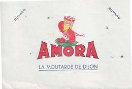 BUVARD AMORA LA MOUTARDE DE DIJON - Food