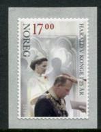 NORWAY 2016 25th Anniversary Of Coronation Of Harald V MNH / **.  Michel 1903 - Nuovi