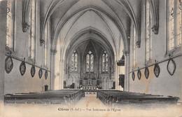 76-CLERES-N°T2993-A/0047 - Clères