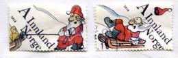 NORWAY 2016 Christmas Used.  Michel 1925-26 - Usati