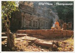 1 AK Laos * Wat Phu - Ein Ehemaliger Tempelkomplex In Der Provinz Champasak Seit 2001 UNESCO-Weltkulturerbe * - Laos