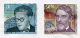 NORWAY 2016 Personalities Used.  Michel 1923-24 - Usati