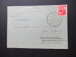 Österreich 1948 / 1951 Trachten Nr. 905 EF Mit SST Bregenz Festspielstadt Am Bodensee Nach Wien Liechtensteinstr. - 1945-60 Brieven