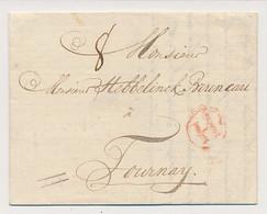 Amsterdam - Tournay Belgie 1796 - H - ...-1852 Prephilately