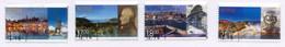 NORWAY 2016 City Anniversaries Used.  Michel 1908-11 - Usati