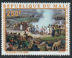MALI - Napoléon Bonaparte/Gros, Austerlitz/Lejeune - Tb Y&T N° 66-67 - Mali (1959-...)