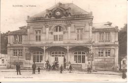 SAINT-DIZIER (52) Le Théatre - Saint Dizier