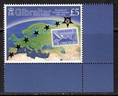 Gibraltar 2005 Mi# 1138 ** MNH - Europa Stamps, 50th Anniv. - Gibilterra
