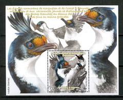 TAAF 2021  N° F958 ** Neuf MNH Superbe Faune Oiseaux Birds Cormorans De Kerguelen Et Crozet Animaux - Unused Stamps