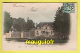 10 AUBE / ARCIS SUR AUBE / LE CHÂTEAU (HISTORIQUE PENDANT LA GUERRE DE 1814) / 1898 - Arcis Sur Aube